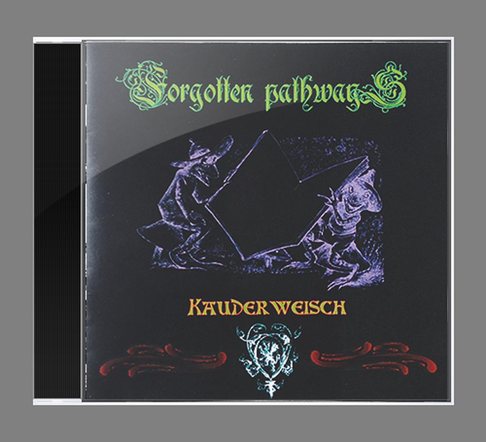 """""""Kauderweisch"""" CD cover"""